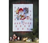 Santa's Toys Advent Calendar - 34-6203