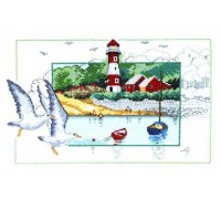 Seagull Lighthouse - 12-2143 - 16ct