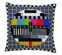 Television Test Card Tapestry Kit - 83-5000 - 10ct
