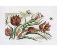 Tulips and Insects - 12-6717 - 14ct