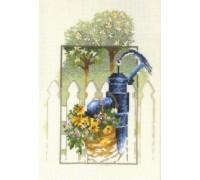 Waterpump Blooms - 92-5327 - 14ct