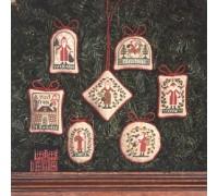A Christmas Visit Chart - 7837