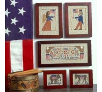 American Primitive Chart - 3128
