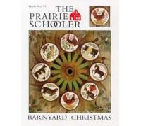 Barnyard Christmas Chart - 01-2137