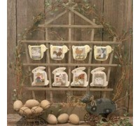 Bunnies and Chicks Chart - 05-1561
