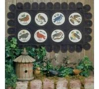 Garden Birds Chart - 96-346