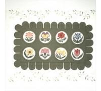 Garden Blooms Chart - 96-345
