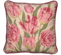 Cream China Tulips Tapestry