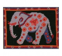 Emilys Elephant Tapestry - Printed