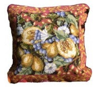 Harvest of Fruits Tapestry - Printed