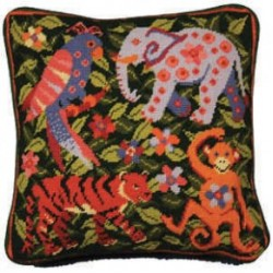 Wild Animals and Sealife Tapestry
