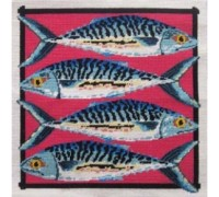 Mackerel Tapestry