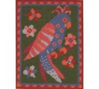 Poppys Parrot Tapestry - Printed
