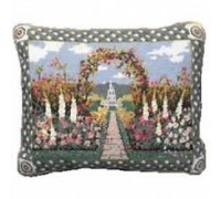 Secret Garden Tapestry - Printed