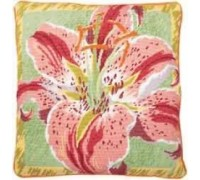 Single Lily Tapestry - Printed