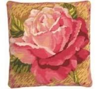 Single Rose Tapestry - Printed