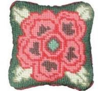 Tudor Rose Mini Tapestry - Printed