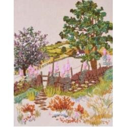Large Rowandean Embroidery