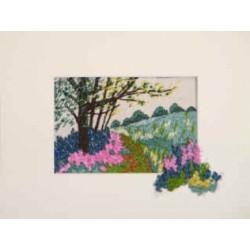 Four Seasons by Rowandean Embroidery