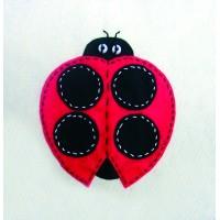Stage 1 - Ladybird