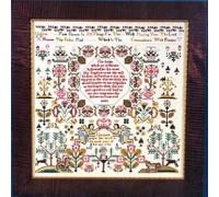 Elizabeth Ginger Sampler 1735