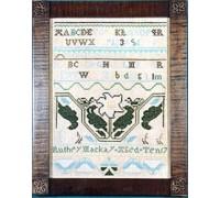 Ruthey Mackay Sampler circa 1780