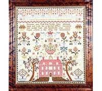 Sarah Stuart 1798 Sampler