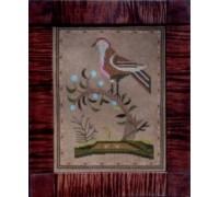 Bird in Bough Sampler