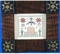 The Huswif circa 1825 - Silk Floss Kit