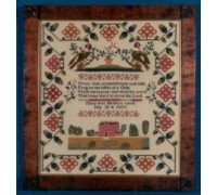 Mary Ann Healey 1809 Sampler
