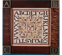 Circling Alphabets Sampler