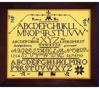 Rebecca Nut 1807 Sampler