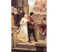 A Call To Arms by Edmund Blair Leighton