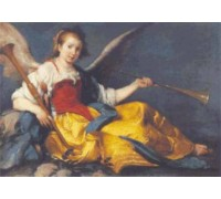 A Personification of Fame by Bernardo Strozzi