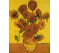 Bouquet of Sunflowers by van Gogh