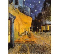 Cafe Terrace by Night by van Gogh
