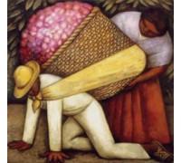 Cargador de Flores by Diego Rivera