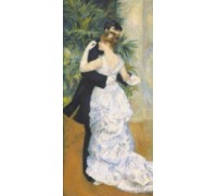 Dance in the City by Renoir