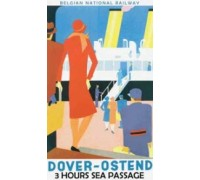 Dover to Ostend by Leo Marfurt