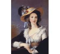 Duchesse de Polignac by Marie Louise Elisabeth Vigee-Le Brun
