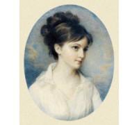 Eliza Izard by Edward Green Malbone