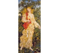 Flora by Evelyn de Morgan