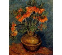 Fritillaries by van Gogh