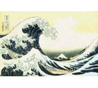 Great Wave Off Kanagawa by Hokusai
