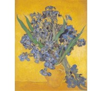 Irises Still Life by van Gogh