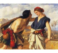 Jacob and Rachel by William Dyce