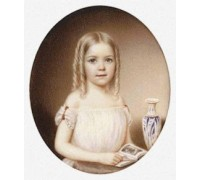 Kate Roselie Dodge by John Wood Dodge