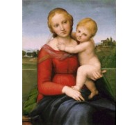 Madonna and Child by Raphael