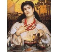Medea by Frederick Sandys