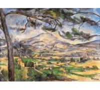 Mont St. Victoire by Paul Cezanne